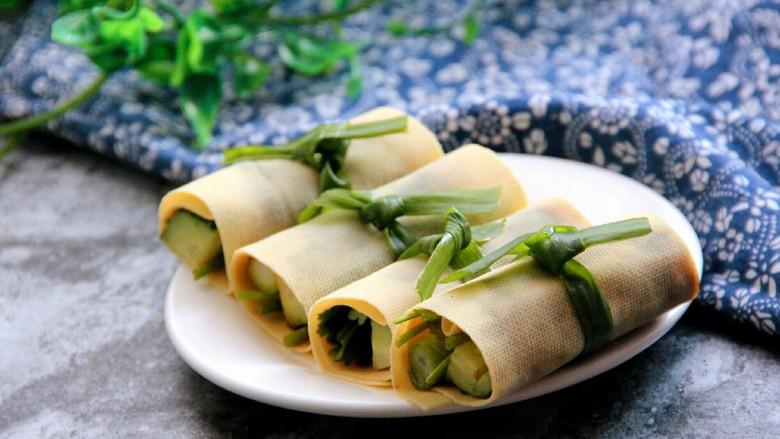 东北干豆腐卷