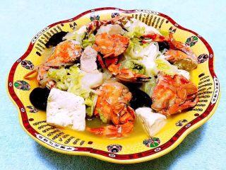 螃蟹一锅鲜