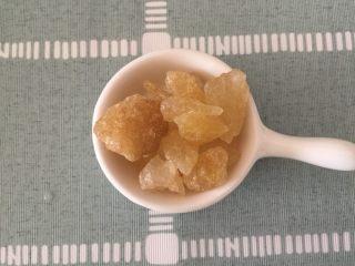 糖醋菜+糖醋肉,备好冰糖