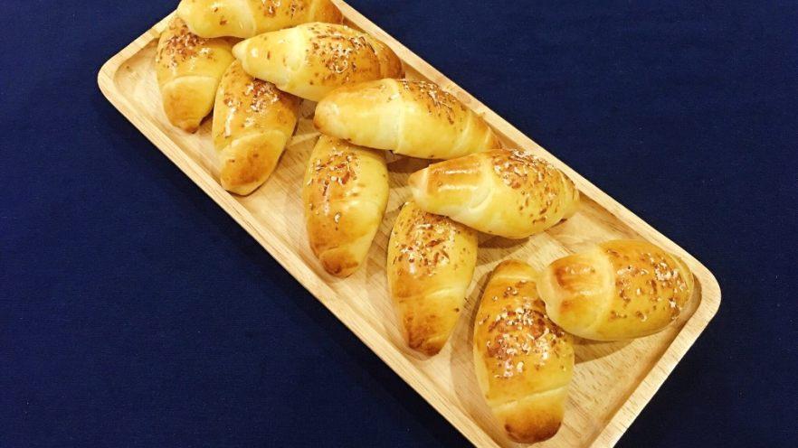 最爱面包+ 烟熏起司面包卷