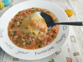 肉末土豆泥,宝宝特喜欢哟!