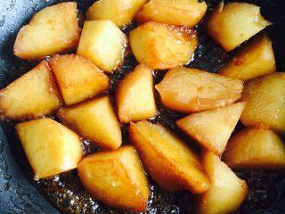 #糖醋菜#糖醋土豆,再次收汁