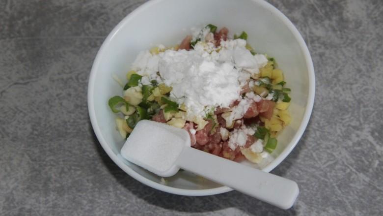 菠菜猪肉丸汤,加一勺盐