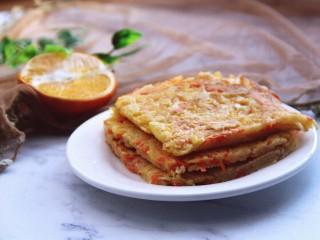 土豆丝胡萝卜饼