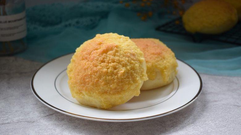最爱面包+椰蓉酱面包