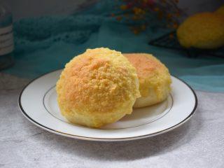 最爱面包+椰蓉酱面包,成品图