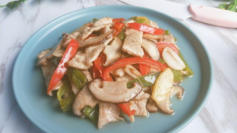 香菇肉片,美味哟!
