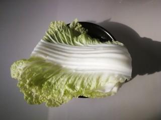 #糖醋菜#糖醋酸辣大白菜,白菜绑洗干净。
