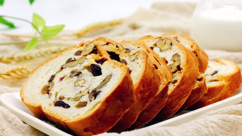 最爱面包➕新疆三果大列巴