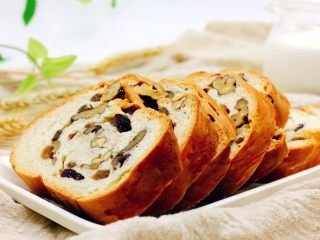 最爱面包➕新疆三果大列巴,成品图