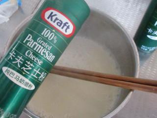 奶酪棒,加入纯巴马奶酪粉