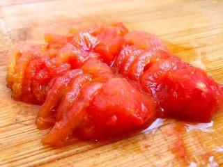 辅食~土豆泥新吃法,比KFC好吃100倍!,切成小块备用