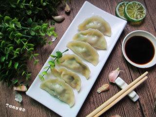 猪肉白菜水饺,简单美味的白菜馅饺子,有时简单就是美味