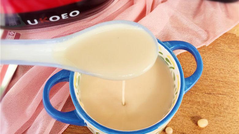 雪梨糯米豆浆