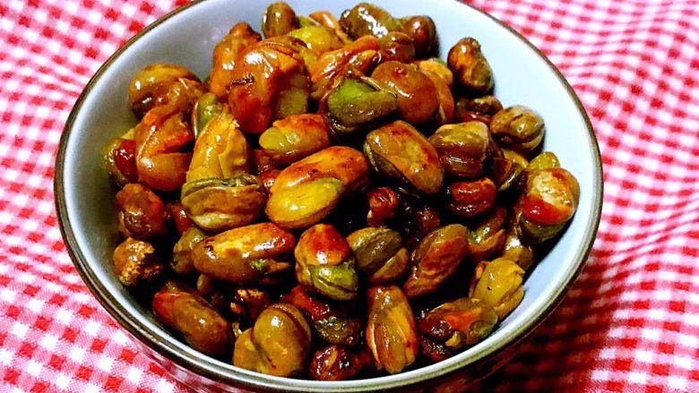 香酥蚕豆,非常好吃