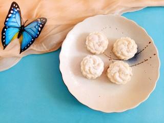 感恩节菜谱#山药豆沙糕#,还有营养价值。