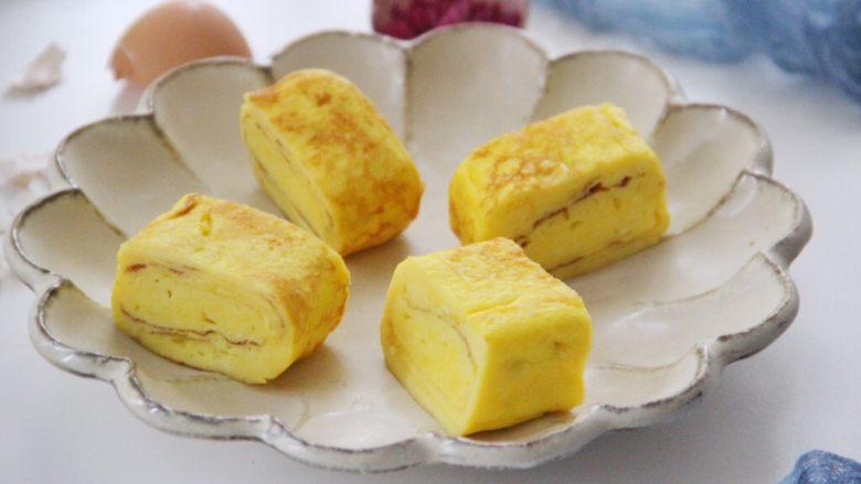 美味的日式厚蛋烧