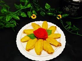 #感恩节食谱#煮盐焗鸡中翅