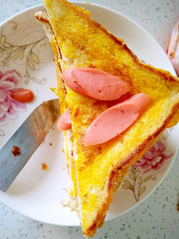 懒人料理+快手早餐