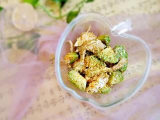 #感恩节食谱#桂花香辣鸡肉牛油果沙拉,快来尝尝尝看,不会失望滴!