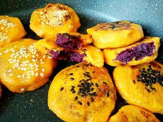 #感恩节食谱#南瓜馅饼,可以吧,太好吃肿么办!