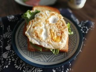 三明治,加鸡蛋