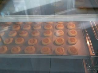 芒果果酱饼干,猛犸象风炉烤箱150度烘烤18分钟