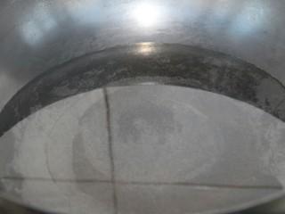年糕芝士泡面,锅里放水