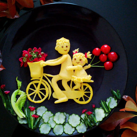 #感恩节食谱#绿豆沙之父爱如山