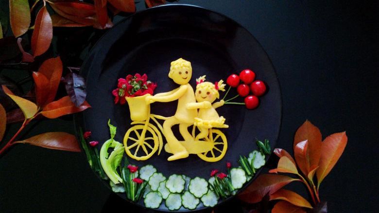 #感恩节食谱#绿豆沙之父爱如山,如涓涓细流温暖在心间!感恩~~~