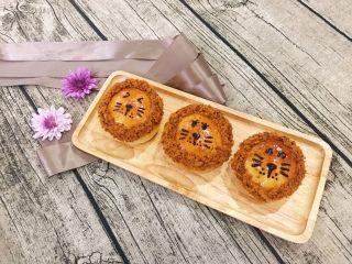 最爱面包+ 肉松起司狮子面包