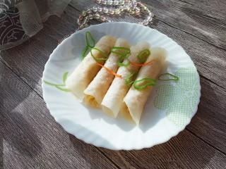 #圆土豆#春饼卷土豆丝