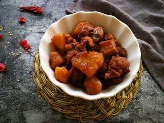 #圆土豆#红烧鸭腿炖土豆,非常美味。