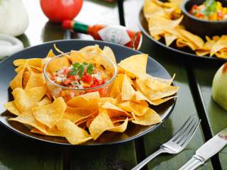 墨西哥玉米脆片