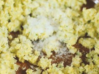 法式蜗牛可乐球,加盐、白胡椒、龙舌兰。