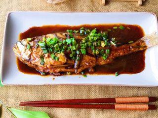 幸福的味道-红烧黄鱼,人间美味啊……😋😋🤤🤤
