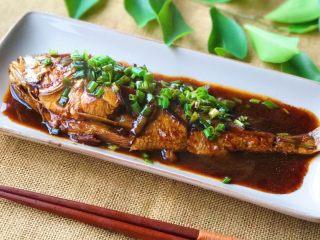 幸福的味道-红烧黄鱼