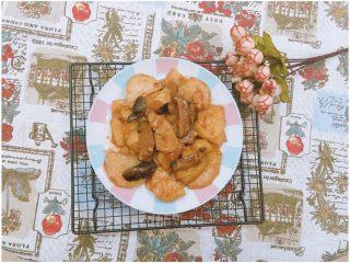 红腐乳烧土豆