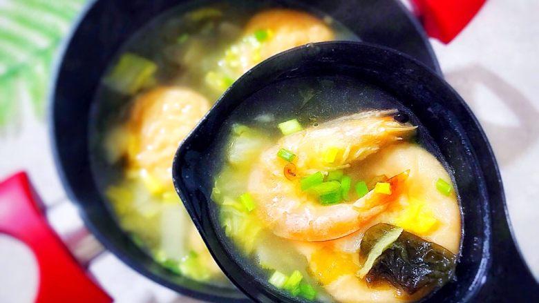 暖冬系列之家常四宝鲜汤