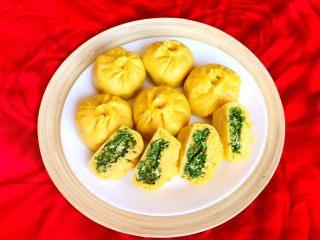 黄金菜团子
