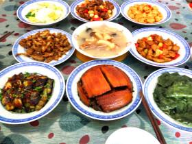人间有味是清欢(1)妈妈的家常菜