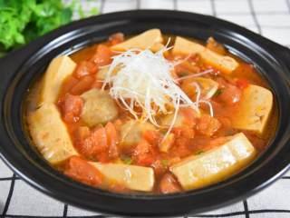 番茄+牛肉丸+豆腐,这绝对是你值得拥有的冬日滋补暖胃秘籍