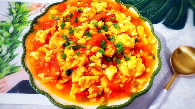百变鸡蛋+不一样的国民菜(蒜蓉西红柿炒鸡蛋)