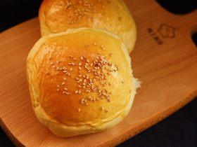 鸡蛋果面包