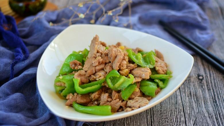 辣椒炒肉片
