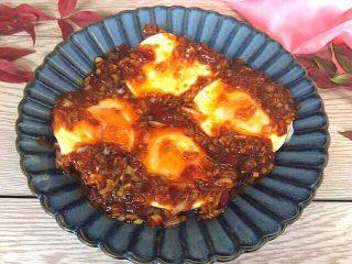 百变鸡蛋+鱼香味荷包蛋