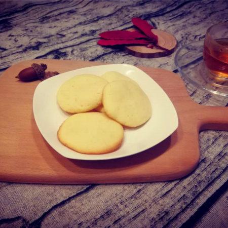 黄油小圆饼