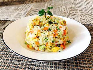 一碗剩米饭的华丽变身
