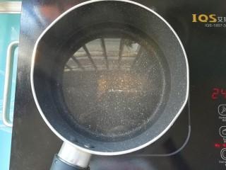 木耳鸡蛋海螺面,起锅煮水
