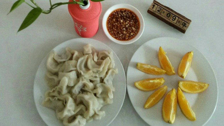 羊肉白萝卜饺子